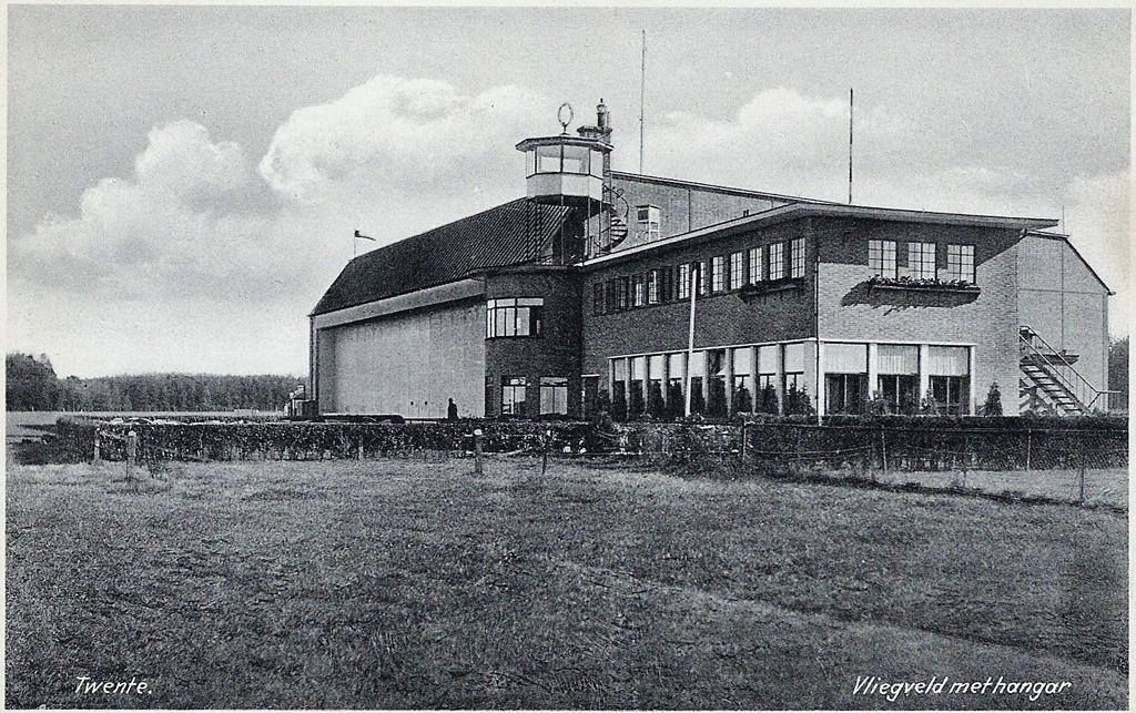 Vooroorlogse vliegveld